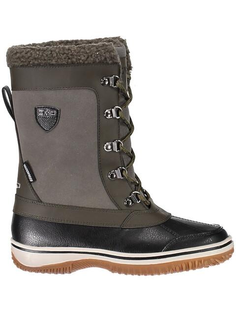 CMP Campagnolo Junior Kide WP Snow Boots Avocado